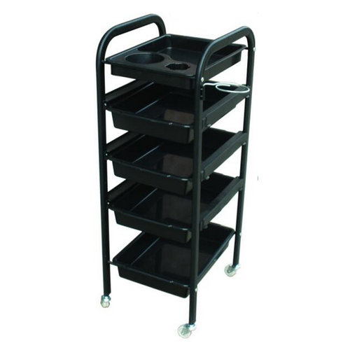 china factory directly wholesale adjustable beauty cheap hair salon drawer trolley cart