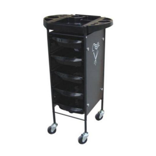 China wholesale beauty salon rolling tool trolley with CE for hairdressers