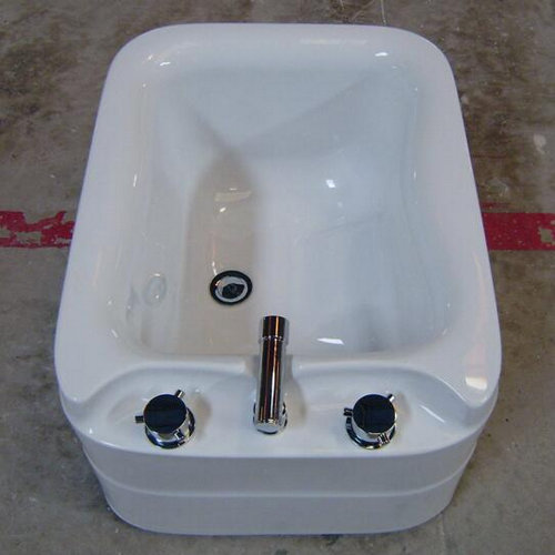 Foot Spa Tub High Quality Wash Foot Tub Portable Acrylic Foot Tub