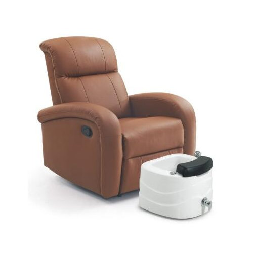China top quality manicure spa pedicure chair , reclining pedicure foot massage chair
