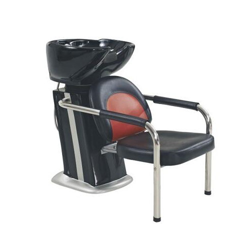 hair washing salon basin chair used salon shampoo backwash units / shampoo chairs for head massage