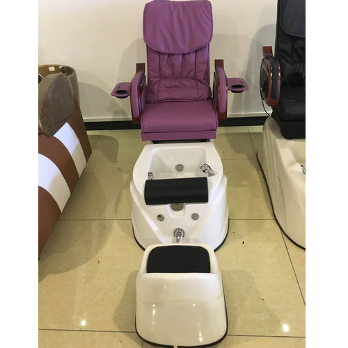 hot sale pedicure foot spa massage chair portable nail pedicure chair body massage chair for sale