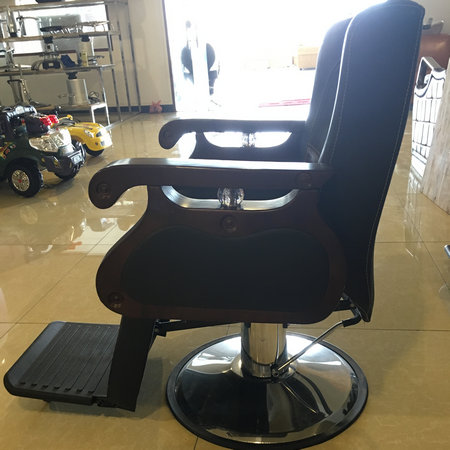 New Model Beauty Recling Hydraulic Man's barber chairs salon styling chair antique furniture