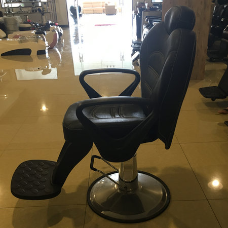 Heavy Duty Gas Lift Reclining Classic Hydraulic Men Barber Chairs Hairdressing Chair