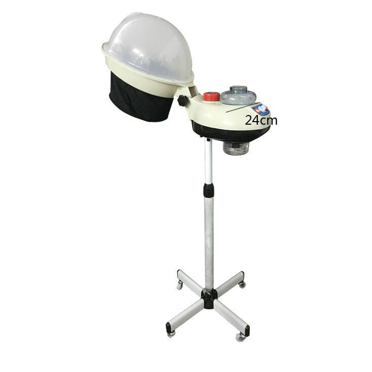 Micro Mist Standing Hair Salon Helmet Hood Dryer Hair Steamer