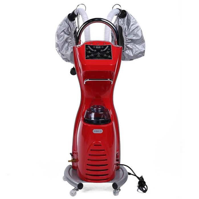 O3 Ozone treatment hair digital perm machine hair steamer dryer processors machine