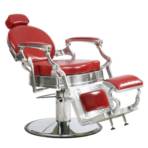 Luxury Salon Height Adjustable Barber Shop Furniture Antique Hair Salon Cutting Chair