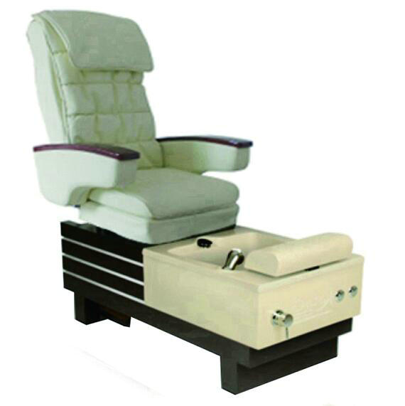 Low price spa pedicure chair medical foot massage station