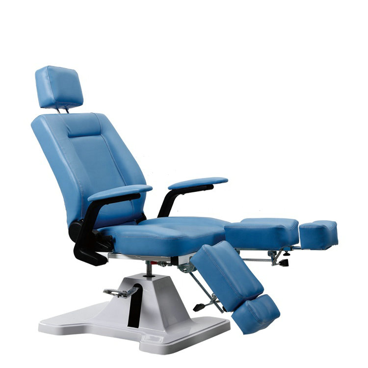 Cheap Portable reclining manicure spa hydraulic pedicure chairs