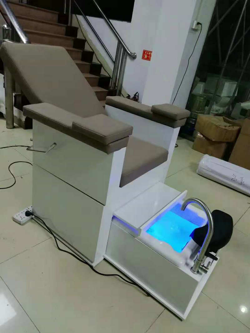 SPA Foot Massage Station Pedicure Bowl Chairs made in China